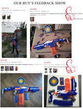 Load image into Gallery viewer, Soft Darts Electric Long Toy Gun