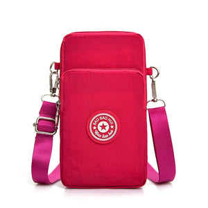 Fashion Phone Pouch For Samsung/iPhone/Huawei/HTC/LG