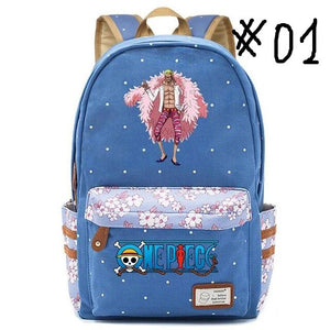 """Pirates""  School Unisex Backpack"