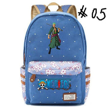 "Load image into Gallery viewer, ""Pirates""  School Unisex Backpack"