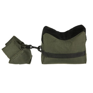 Tactical Shooting Rest Support Sandbag Rifle Front Rear Stand Bag