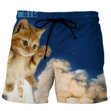 Load image into Gallery viewer, CLOUD CAT SHORTS