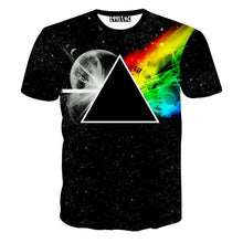 Load image into Gallery viewer, BLACK TRIANGLE TEE