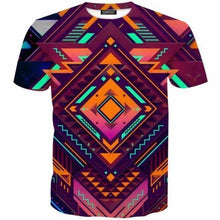 Load image into Gallery viewer, CLOUDSTYLE GEOMETRY TEE