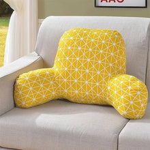 Load image into Gallery viewer, Cushion For Bed Back Support Include Pillow Core Washable
