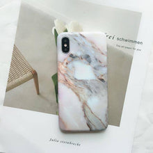 Load image into Gallery viewer, Marble iPhone Case