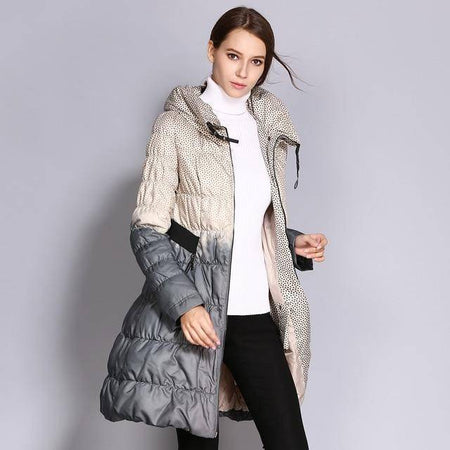 Winter  Duck Down Long Coat