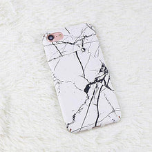 Load image into Gallery viewer, Hard Marble V2 iPhone Case