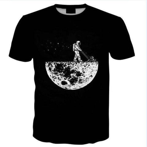 Image of VACUUM MOON TEE