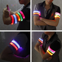 Load image into Gallery viewer, Glowing Handmade Bracelets