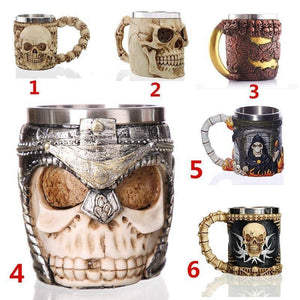 Coffee Mug 304 Stainless Steel Very Cool Mug for Home Office Party