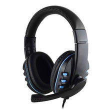 Load image into Gallery viewer, Professional Computer Gamer Headphone With HD Microphone for Computer