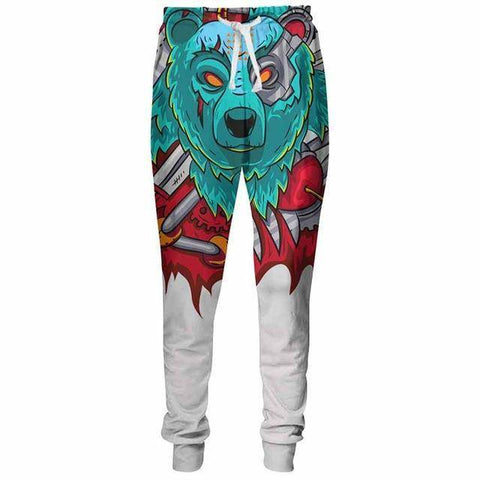 ABSTRACT BEAR SWEATS