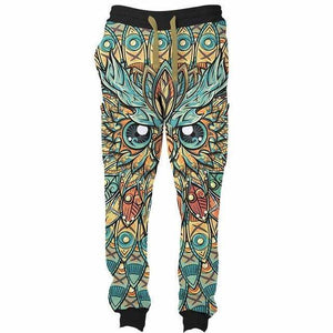 ABSTRACT OWL SWEATS