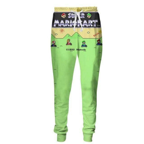 Super Mario Sweats