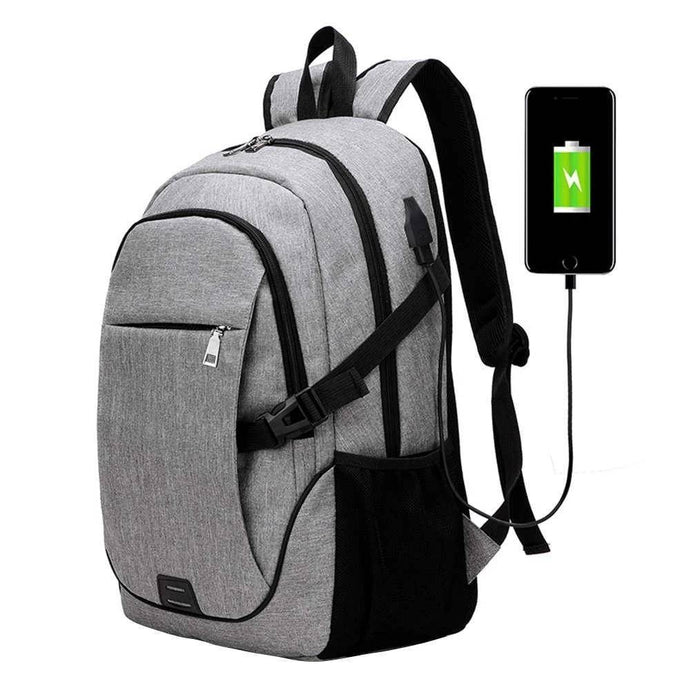 New Backpack with USB Port.