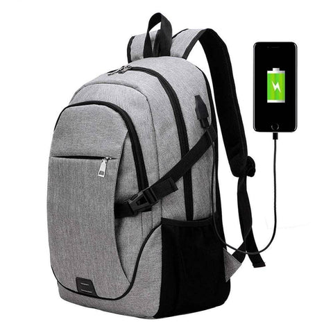New Style Backpack with USB.