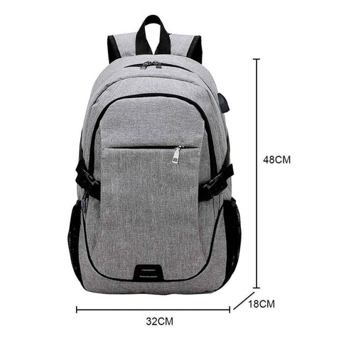 New Style Backpack with USB Port.