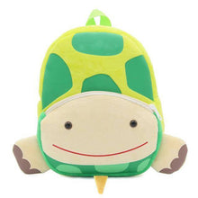 Load image into Gallery viewer, Plush Cartoon Backpacks for Children 1-4 Years