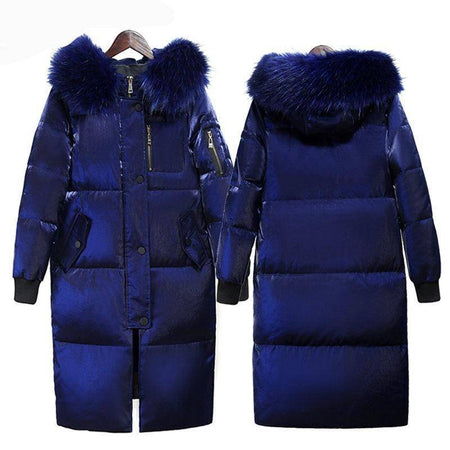 Winter Long Down Women  Coat