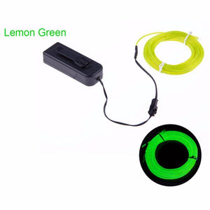 2M  Party Decor Flexible Neon Light