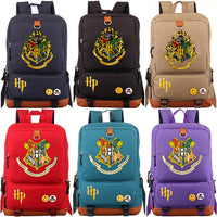 Harry Potter School Unisex Backpack