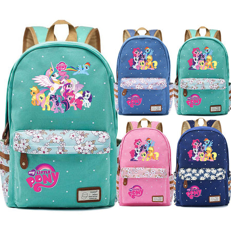 """My Little Pony""   SCHOOL BACKPACK FOR GIRLS"