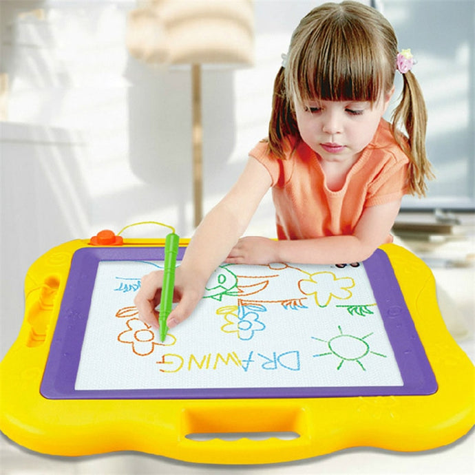 44*38 cm Big Size Magnetic Drawing Graffiti Board for Kids