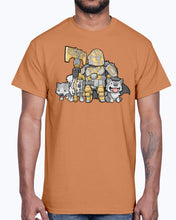 Load image into Gallery viewer, Men's Gildan Ultra Cotton T-Shirt 12 Dark colors   The Iron Wolves