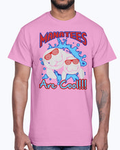 Load image into Gallery viewer, G2000 Unisex Ultra Cotton T-Shirt 12 Colors. COOL MANATEE