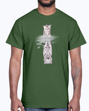 Load image into Gallery viewer, Men's Gildan Ultra Cotton T-Shirt  Be Strong