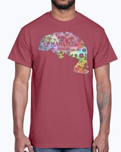 Load image into Gallery viewer, G2000 Unisex Ultra Cotton T-Shirt 12 Colors. Life Is Better With Manatees