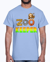 Load image into Gallery viewer, G2000 Unisex Ultra Cotton T-Shirt 12 Colors. Gift For Zoo Keeper. Costume