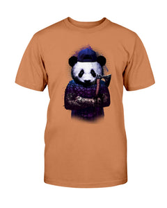 Men's Gildan Ultra Cotton T-Shirt Woods panda