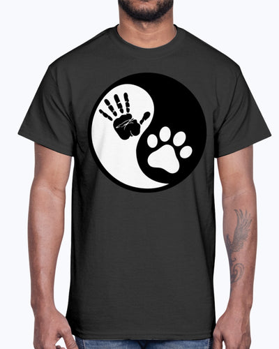 Men's Gildan Ultra Cotton T-Shirt  Yin Yang