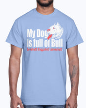 Load image into Gallery viewer, Men's Gildan Ultra Cotton T-Shirt  My Dog