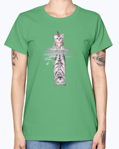 Gildan Ladies Missy T-Shirt Be Strong