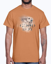 Load image into Gallery viewer, Men's Gildan Ultra Cotton T-Shirt   Good boy