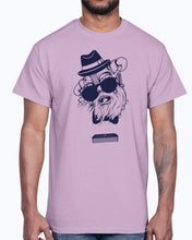 Load image into Gallery viewer, Men's Gildan Ultra Cotton T-Shirt Light coloros  Designious 736
