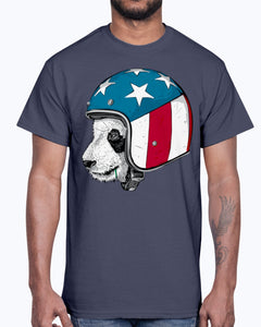 Men's Gildan Ultra Cotton T-Shirt. From Beijing to New York An adorable panda wearing