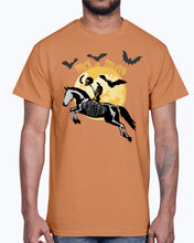 Load image into Gallery viewer, Men's Gildan Ultra Cotton T-Shirt  Trick or treat