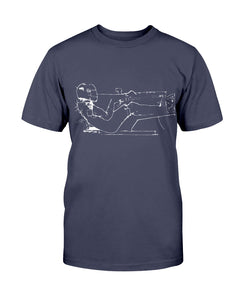 Gildan Ultra Cotton T-Shirt Rider