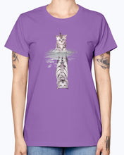 Load image into Gallery viewer, Gildan Ladies Missy T-Shirt Be Strong