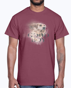 Men's Gildan Ultra Cotton T-Shirt   Good boy