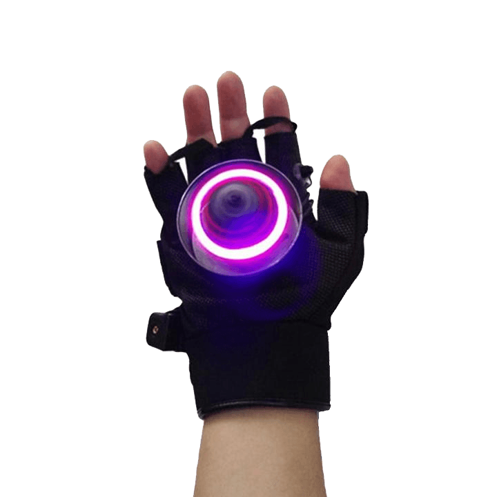 Vortex Laser Gloves