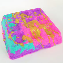 "Load image into Gallery viewer, ""Pimped My Lime""   Waffle Bath Bomb"
