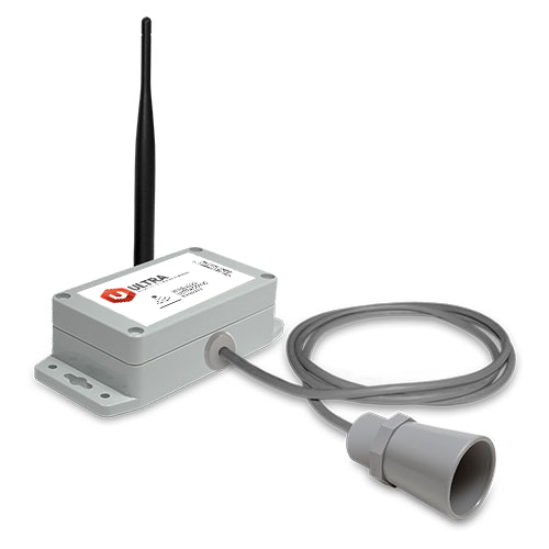 ULTRA Industrial Wireless Ultrasonic Sensor (900 MHz)