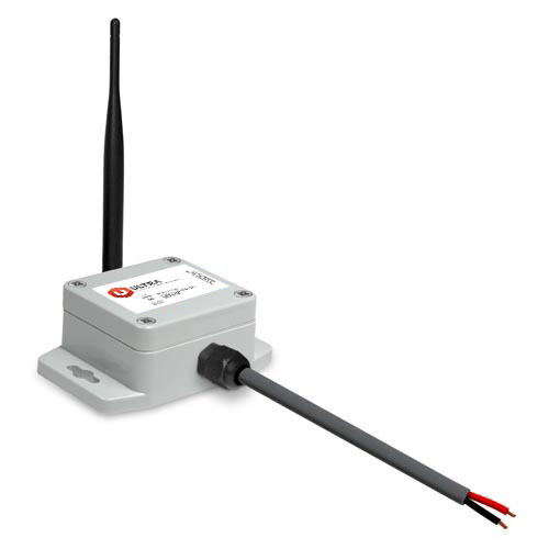 ULTRA Industrial Wireless Voltage Meters - 0-200 VDC with Solar Power (900 MHz)
