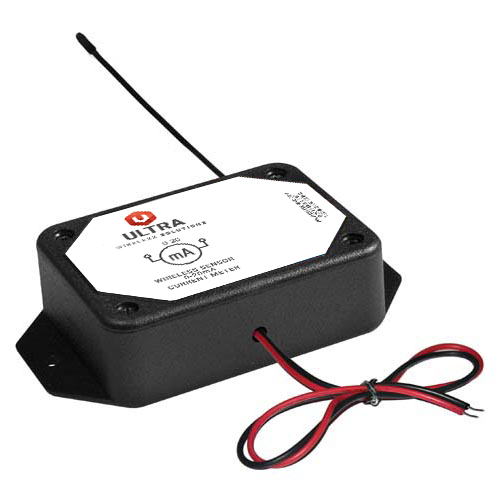 ULTRA Wireless 0-20 mA Current Meter - AA Battery Powered (900 MHz)