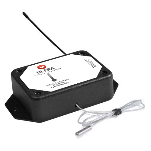 ULTRA Wireless High Temperature Sensor - AA Battery Powered (900 MHz)
